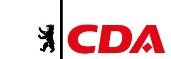 Logo von CDA Berlin